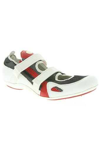 w&lt chaussures homme de couleur blanc