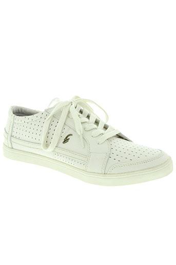 energie chaussures homme de couleur beige