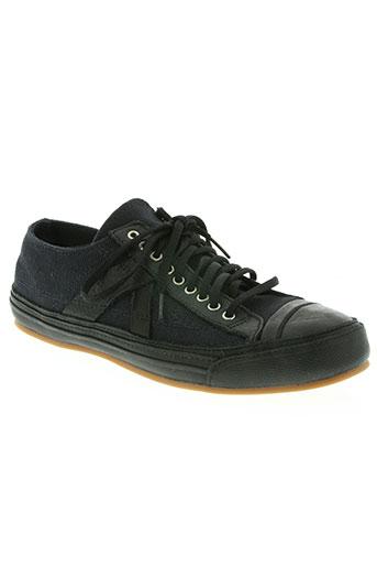 pf-flyers chaussures homme de couleur noir