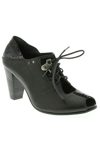 Escarpins noir OXS pour femme