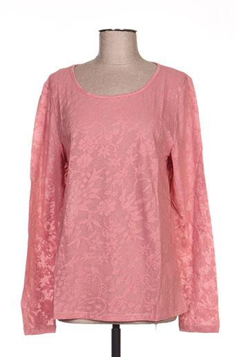 le petit baigneur chemises femme de couleur rose