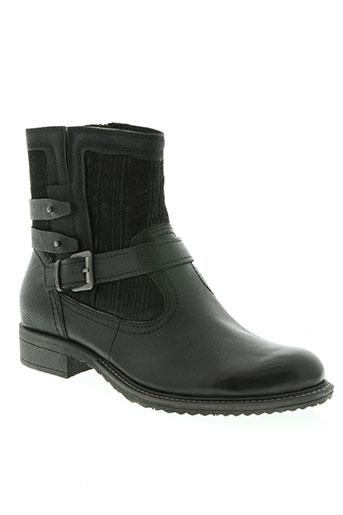tamar & pierre chaussures femme de couleur noir