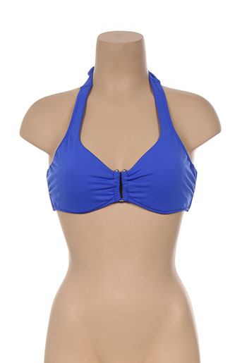 seafolly maillots de bain femme de couleur bleu