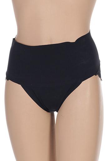 sara blakely lingerie femme de couleur noir