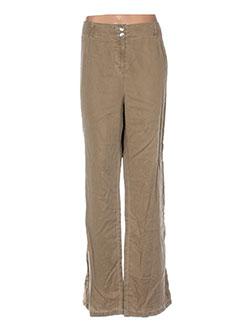 Produit-Pantalons-Femme-BLEU DE SYM
