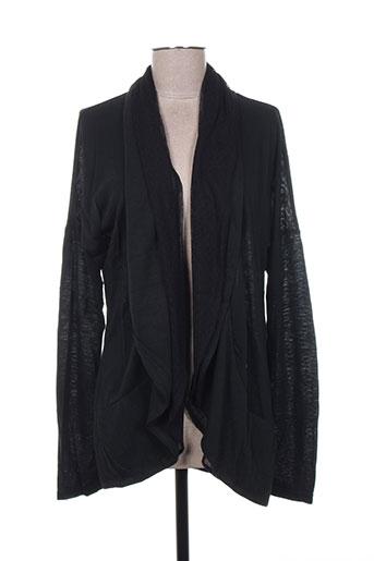 coline vestes femme de couleur noir