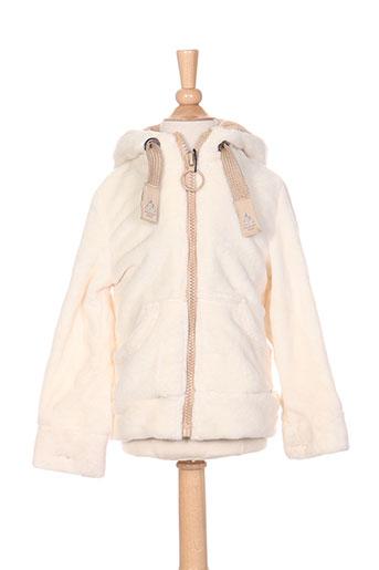 mountain wear by lilawadi vestes enfant de couleur beige