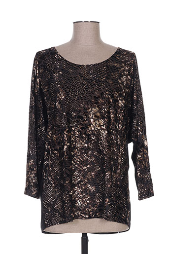 violette EFFI_CHAR_1 sarah chemises femme de couleur noir