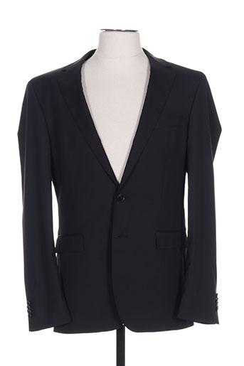 Veste casual noir HUGO BOSS pour homme