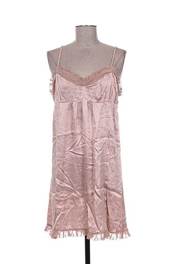 odd molly robes femme de couleur rose