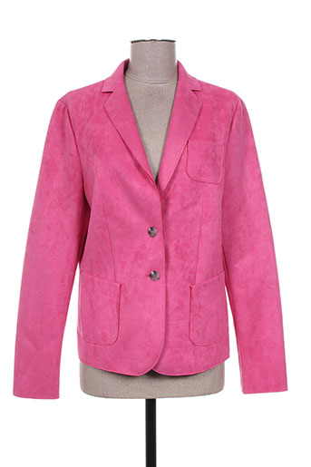 rofa fashion group vestes femme de couleur rose