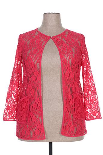 divas vestes femme de couleur rose
