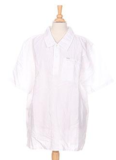 Chemise manches courtes blanc BOBOLI pour garçon