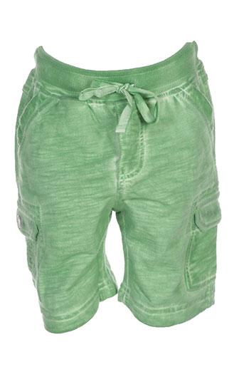 Bermuda vert BOBOLI pour fille