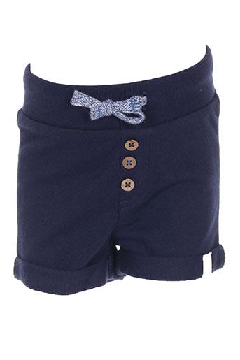 Short bleu BILLYBANDIT pour fille