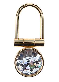 Porte-clé blanc AMBROSIA PARIS pour femme