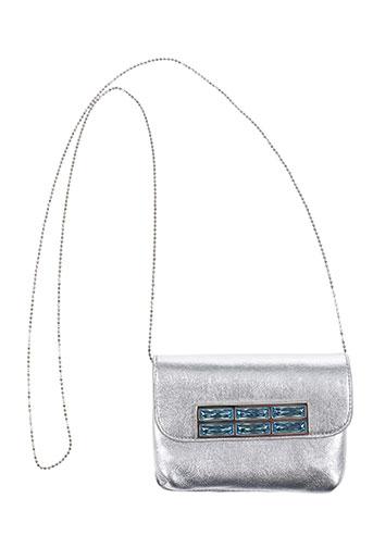 Pochette bleu AMBROSIA PARIS pour femme