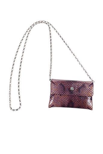 Pochette violet AMBROSIA PARIS pour femme