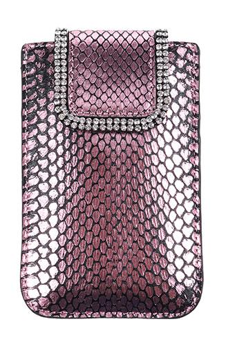 Portefeuille rose AMBROSIA PARIS pour femme