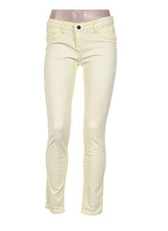 new product 7acb2 ab5ab pantalons-decontractes-femme-jaune-place-du-jour-5806501339.jpg