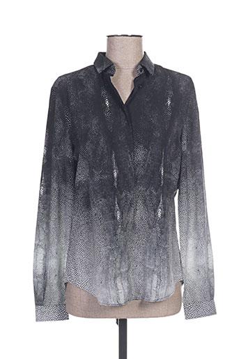 barbara bui chemises femme de couleur noir