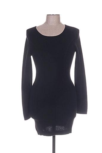 william sharp robes femme de couleur noir