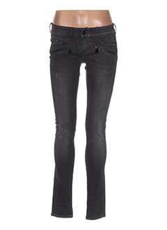 Jeans skinny gris BARBARA BUI pour femme