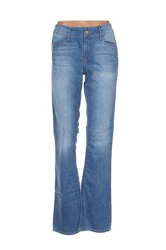 Jeans bootcut bleu BLACK ORCHID pour femme