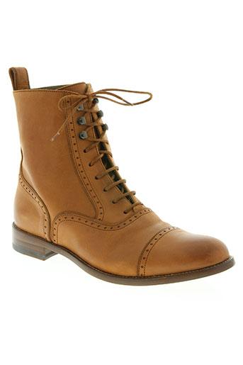 sartore chaussures femme de couleur marron