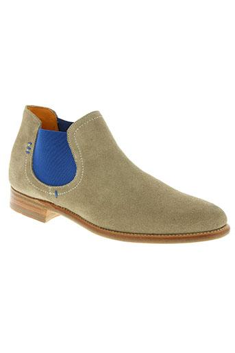 Bottines/Boots beige CORDWAINER pour femme