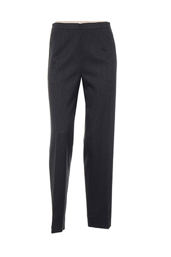 Pantalon 7/8 gris EMMANUELI pour femme