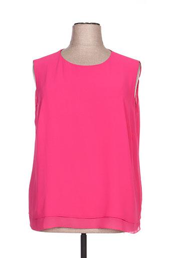 sommermann chemises femme de couleur rose