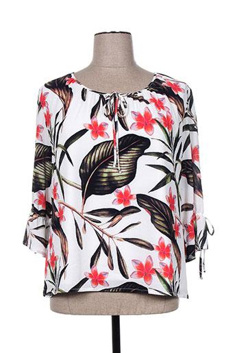 signature chemises femme de couleur noir