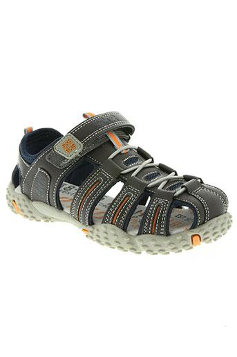sk8 chaussures garçon de couleur marron