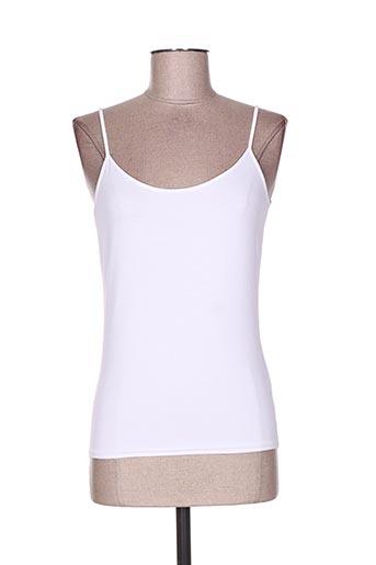 rendez-vous chemises femme de couleur blanc