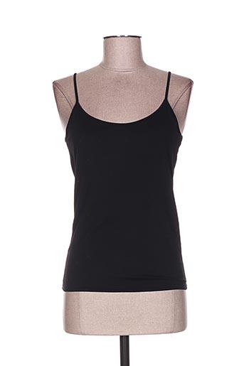 rendez-vous chemises femme de couleur noir