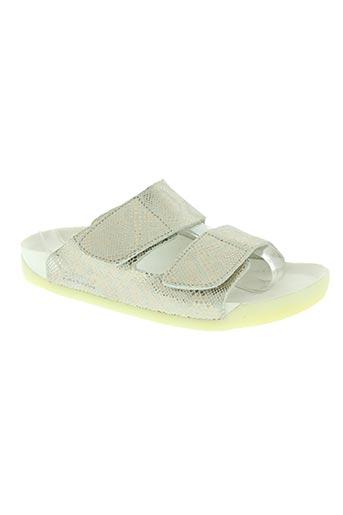 payukan chaussures femme de couleur blanc