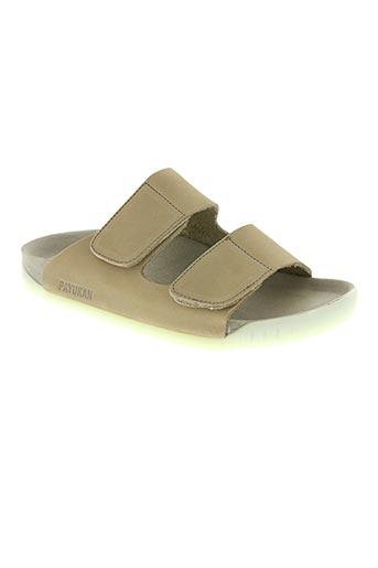 payukan chaussures femme de couleur beige