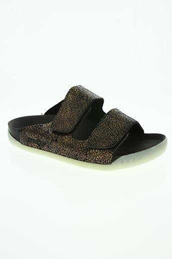 payukan chaussures femme de couleur marron