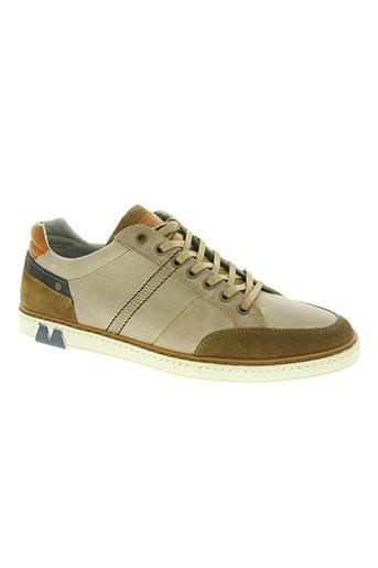arid by arima chaussures homme de couleur beige