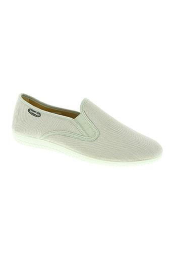 semelflex chaussures homme de couleur gris