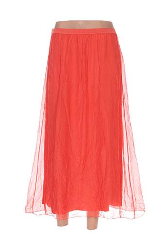 la fee maraboutee jupes femme de couleur orange