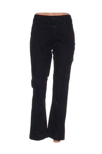 closed jeans femme de couleur noir