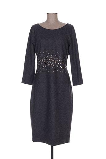 seventy robes femme de couleur gris