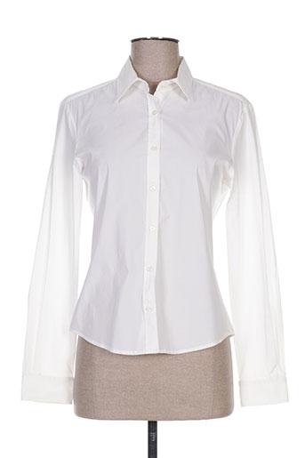 weekend maxmara chemises femme de couleur beige