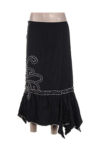 l33 jupes femme de couleur noir