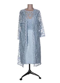 Veste/robe bleu ADRIANNA PAPELL pour femme