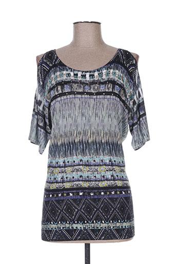 leo EFFI_CHAR_1 ugo chemises femme de couleur gris