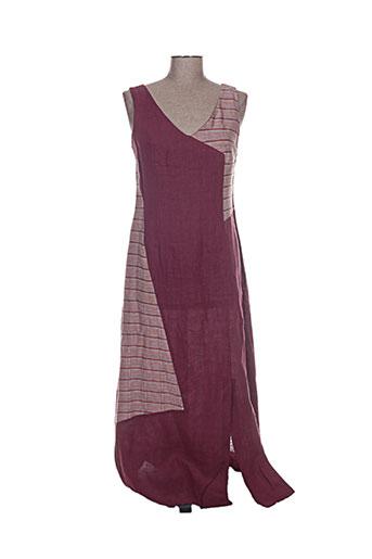 coco menthe robes femme de couleur rose