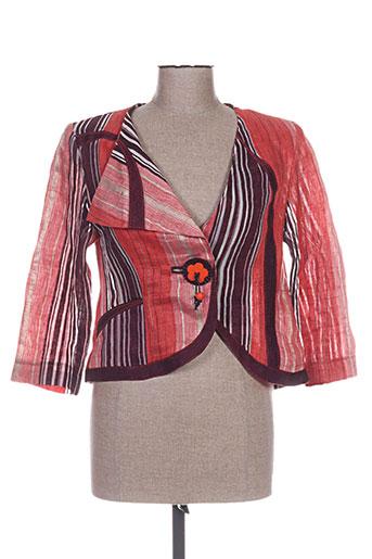 quattro vestes femme de couleur rose